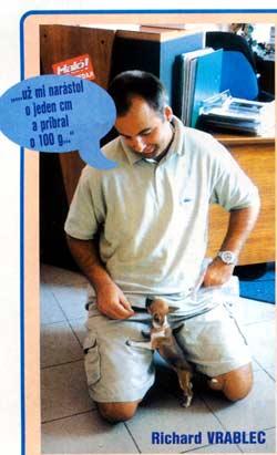 Časopis Haló č.20/2001: Foto z Časopisu Haló