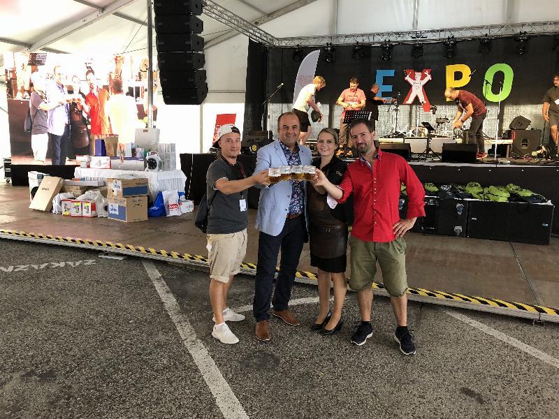 EMPIRIA EXPO 2018. 14.september, 2018. Piestany.